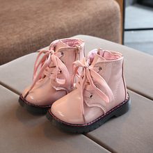 Hot Sale Baby Girls Boys Boots Autumn Winter Infant Toddler