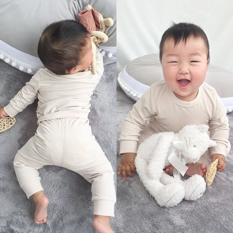2019 Summer New Style Baby Suit Baby Home Wear Infants Home Wear