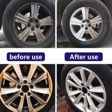 100ml Car Rust Remover Window Rust Inhibitor Wheel Hub Screw Derusting Spray for Derusting Metal Parts Car Maintenance Care Hot