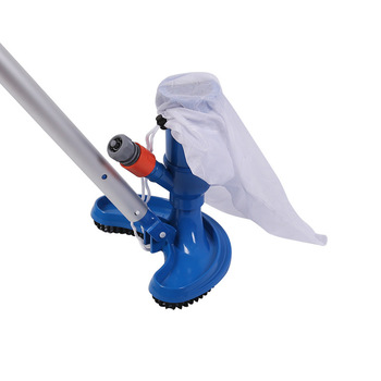 Swimming Pool Vacuum Cleaner Cleaning disinfect Tool with handle Suction Head Pond Fountain Spa Pool Vacuum Cleaner Brush EU/US
