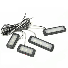 Ambient Light LED Atmosphere Auto Interior Inner Door Bowl handle Armrest Car Decorative Lamp