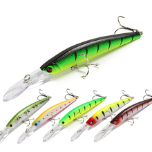 1Pc 14.5cm/15g Minnow Wobblers Fishing Lure Vobler Artificial Bait Hard Lures For Fishing Fish Goods Tackle Minow Trolling Lure