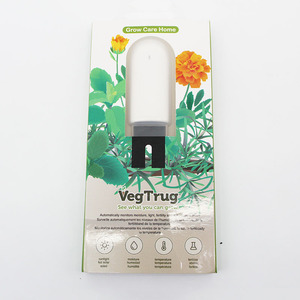 Image 2 - VegTrug Flora Monitor Digital Plants Grass Soil Water Tester Sensor Flower Care For Garden Flowers