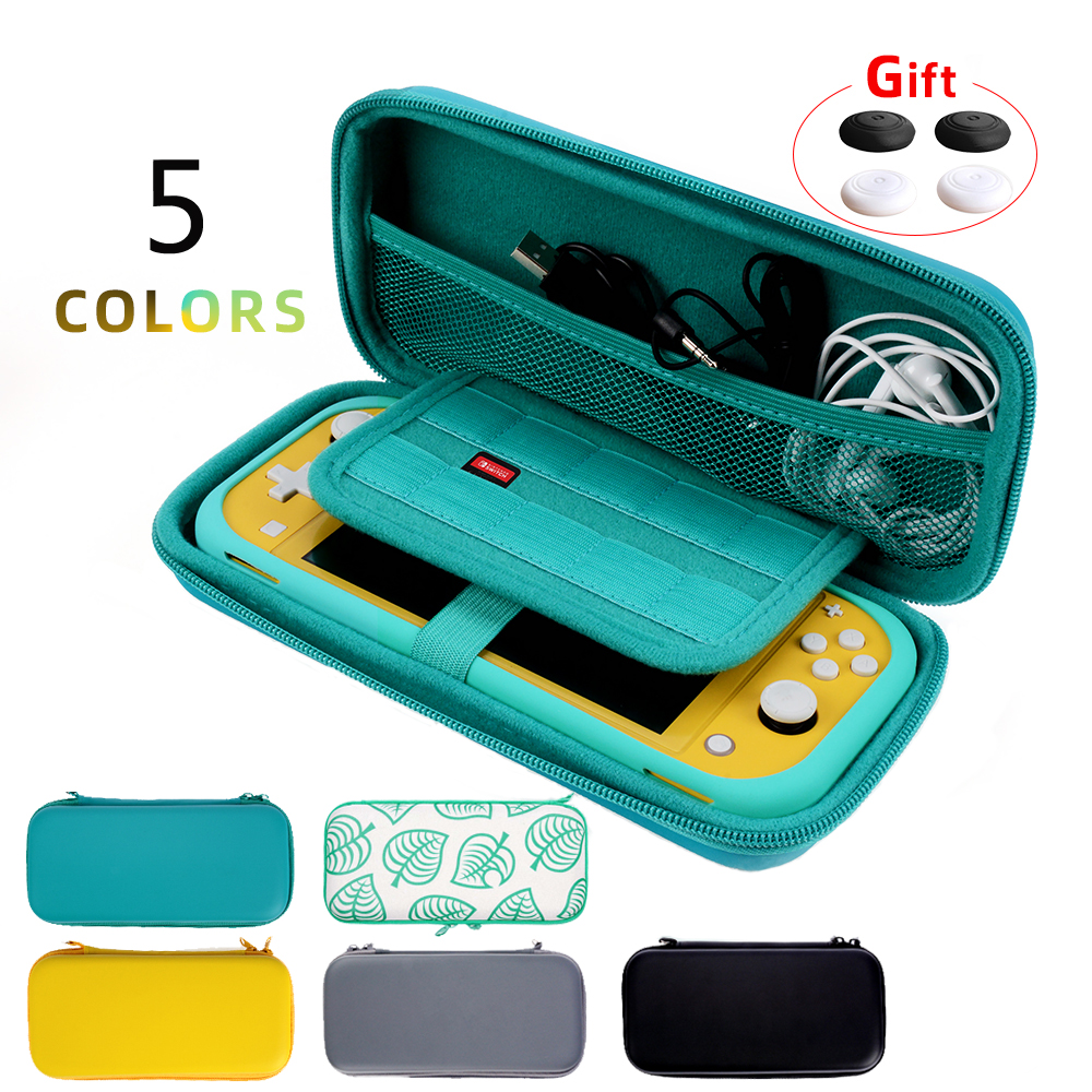 New Storage Bag for Nintendo Switch mini Portable Travel Protective bag for nintend switch lite Case 4 colors or 4 sets(China)