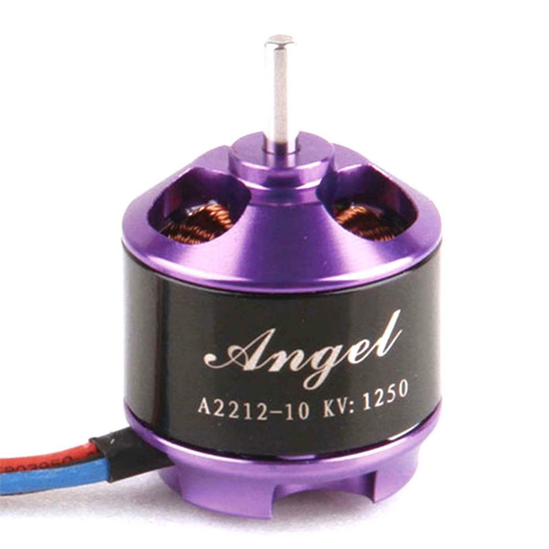 RC Four-axis Aircraft Replacement Enigne A2212-10 <font><b>1250KV</b></font> <font><b>Brushless</b></font> <font><b>Motor</b></font> 2-3S 180W <font><b>Motor</b></font> for Multi-rotor Airplane Drone Model image