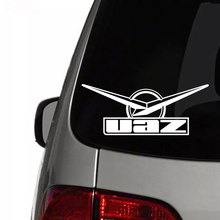 Funny Car Sticker UAZ Decal  Motorcycle Bumper Windshield   Styling Accessories PVC 29cm X 12cm