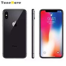 Original Unlocked iPhone X Face ID 5.8″ 3GB RAM 64GB/256GB ROM iOS A11 Hexa Core phone IP67 waterproof Dual Back Camera 4G LTE