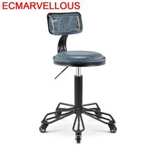 Hair Beauty Cabeleireiro Stuhl Chaise Makeup Fauteuil Cadeira De Barbeiro Furniture Shop Barbershop Salon Silla Barber Chair