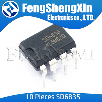 10pcs SD6835 DIP-8 6835 DIP8 DIP LCD power control chip IC image