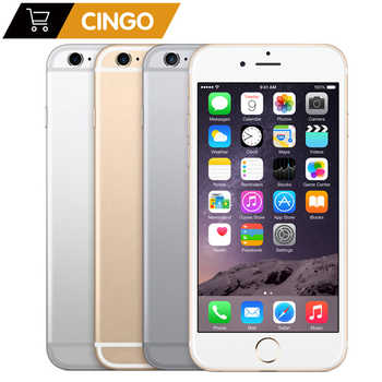 Unlocked Apple iPhone 6s Dual Core 4.7\'\' 2GB RAM 16/64GB ROM 4G LTE Mobile phone 4K Video iOS 9 12.0MP IOS 9 Smartphone Rated - DISCOUNT ITEM  28 OFF Cellphones & Telecommunications