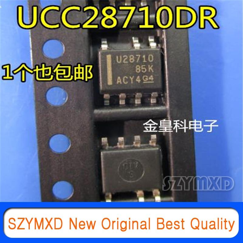 5 шт./лот новый оригинальный Uc28710dr UCC28710D шелк Экран U28710 SOP7 патч конвертер чип в наличии