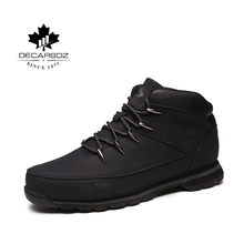 Men Basic Boots Shoes Men 2019 Autumn Wi