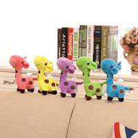 Cute Stuffed Plush Toy 18CM Pendant Soft Deer Stuffed Cartoon Animals Doll Baby Kids Toys Christmas Birthday Gifts