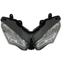 Ninja 250 400 Motorrad Scheinwerfer Scheinwerfer LED Front Kopf Licht Für Kawasaki Ninja400 Ninja 400 Ninja 250 2018 2019 2020
