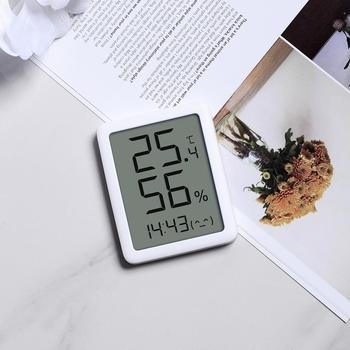 Youpin miaomiaoce MMC E-ink Screen LCD Large Digital display Thermometer Hygrometer Temperature Humidity Sensor from Youpin 5