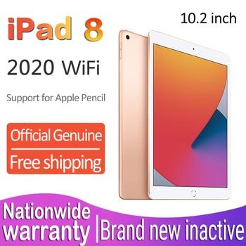 "New original Apple iPad 2020  iPad 8  (8th Generation) A12 Bionic Chip 10.2"" Retina Display 32/128G  IOS Tablet WiFi/Cellular 1"