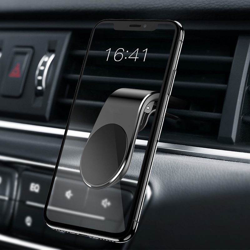 Universal Magnetic Car Phone Holder Stand For IPhone 11 Pro Max Samsung Car Air Vent Magnet Stand In Car GPS Phone Mount Holder