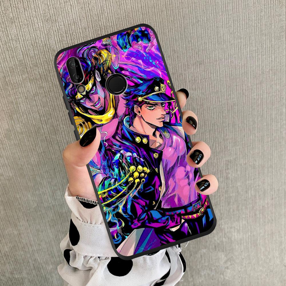 JOJO'S BIZARRE ADVENTURE HUAWEI PHONE CASE (10 VARIAN)