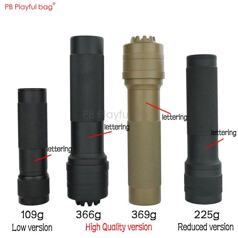 New Gen 11 AK47 Upgrade Material Silencer PBS-1 High Quality MST74u Renxiang AK47 74MCP105 Muffler Outdoor CS Accessories QE20