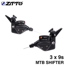 Bicycle MTB 3X9 27 Speed Shifter for micronew R50 R70 parts m4000 m370 m430 m590 system