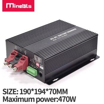 BOOSTER OLYS B2B1230, cargador de CC-CC (DC-DC) de 12V y 30A, Bluetooth, cargadores de batería inteligentes automáticos para RVs, Campers y barcos, AGM, GEL, LiFePO4 2