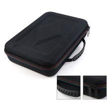 Мышечный массажер, коробка для хранения, водонепроницаемый, EVA Protecive, сумка на плечо, жесткая, дорожная, высокое качество, бренд