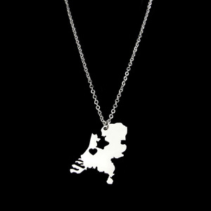 New Stainless Steel Necklace N