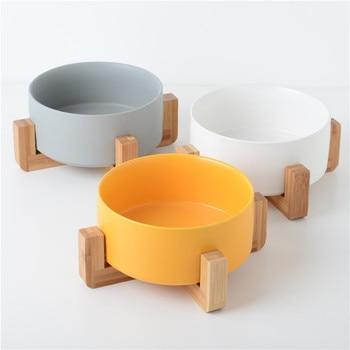 Ceramic Pet Bowl 2