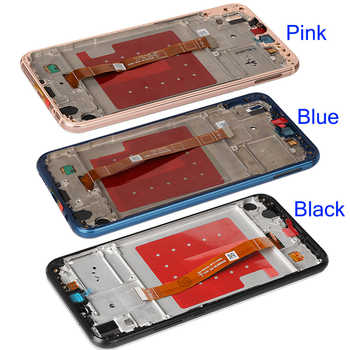 For Huawei P20 Lite LCD Display+Touch Screen+frame HD Glass Panel Digitizer For Huawei P20 Lite Nova 3E display ANE-LX1 ANE-LX3