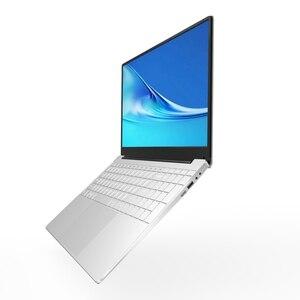 15.6 Inch 8GB RAM DDR4 512GB SSD Notebook J4105 Quad Core Laptops with FHD 1920X1080 Display Ultrabook Computer(EU Plug)