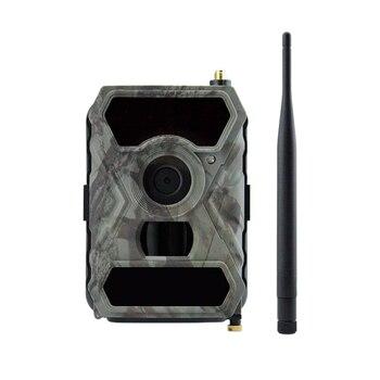 S880G 12MP 1080P Trail Camera 3G SIM GPRS MMS Hunting Camera 940NM Night Vision for Wildlife Digital Surveillance недорого