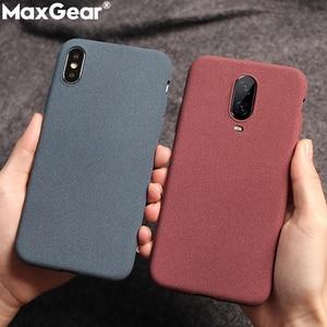Capa de telefone de arenito fosco para xiaomi redmi note 8 t 8 t 7 pro 8a 9a 10x mi 10 lite 9t silicone macio capa fina ultra-fina
