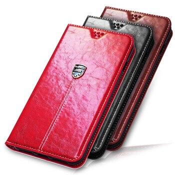 Перейти на Алиэкспресс и купить Кожаный чехол-бумажник с откидной крышкой для T-Mobile REVVLRY + REVVLRY 2 Plus, чехол для T-Mobile REVVL Plus, чехол