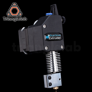 Image 4 - Trianglelab extrudeuse volcan HOTEND MK8 Bowden, double extrudeuse pour imprimante 3d, haute performance, impression I3