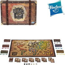 Original Hasbro Risk 60Th Anniversary Edition The Game of Strategic Conquest Cards Board Games Family Party Adult Kids Toys Gift