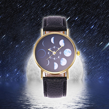 eclipse fashion for men and women leisure epidermis with quartz watch wechat business hot style supply fashion watches the hot selling 2018 men s quartz movement classic business style the only designated choice