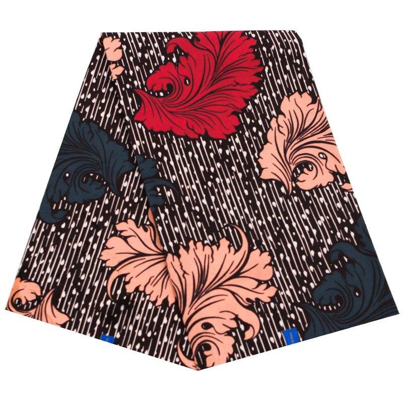 African Ankara Fabric High Quality Veritable Wax Print Fabric Printing 100% Cotton African Dutch Wax Cloth