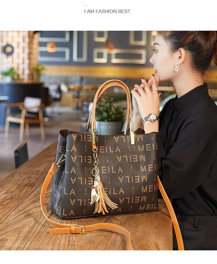 Alta qualidade superior-alça bolsa para mulher 2021