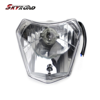 2020 Headlight For KTM EXC 125 150 200 250 300 350 450 500 SIX-DAYS XC-W EXC-F XC-W XCF Motorcycle Accessories Headlamp Assembly cnc motorcycle alloy forged parking side stand kickstand spring for ktm exc exc f xc xc f xc w exc r xcf w xcr w excf xcw