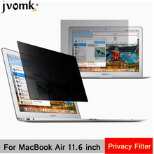 For Apple MacBook Air 11 (256mm*144mm) Privacy Filter Laptop