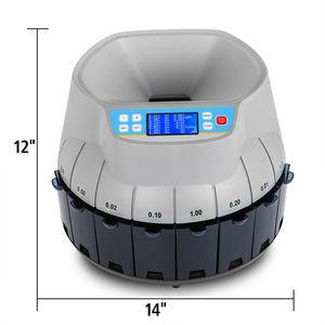Автоматический счетчик монет сортировщик GBP фунт Счетная машина