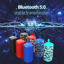 S35  Outdoor Wireless Speaker Portable Bluetooth Speaker HIFI  Music Box HD Audio Subwoofer