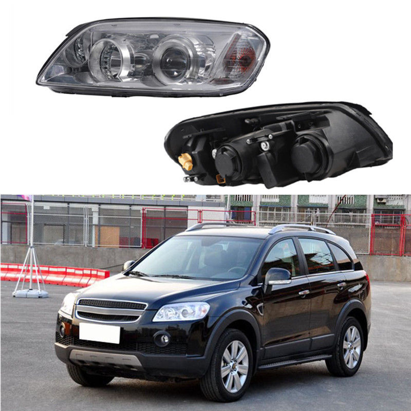 For Chevrolet Captiva 2007 2008 2009 Right & Left Composite Headlight Lamp Assembly