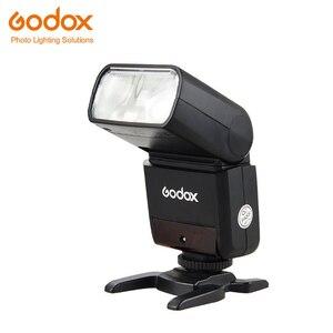 Image 5 - Godox Mini Speedlite TT350S Camera Flash TTL HSS GN36 + X1T S Transmitter for Sony Mirrorless DSLR Camera A7 A6000 A6500 A7RII