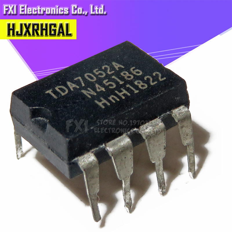 10PCS TDA7052A TDA7052 DIP-8 DIP New Original