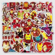 Водостойкие декоративные наклейки с героями мультфильмов Железного
