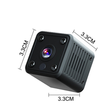 Chargeable Mini Wifi Camera Battery 1080P HD IP Camera Home Security Guard Micro Camera With Infrared Night Vision Small Camera