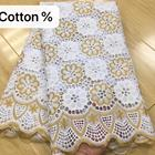 Swiss lace fabric 20...