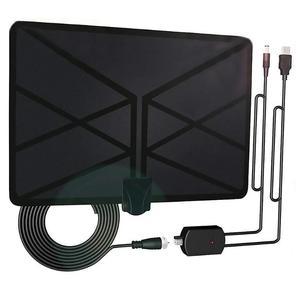 Image 1 - 960 Milesทีวีในร่มAmplifiedเสาอากาศดิจิตอลHDTV 4K HD DVB T Freeview TVสำหรับท้องถิ่นช่องBroadcastบ้านโทรทัศน์