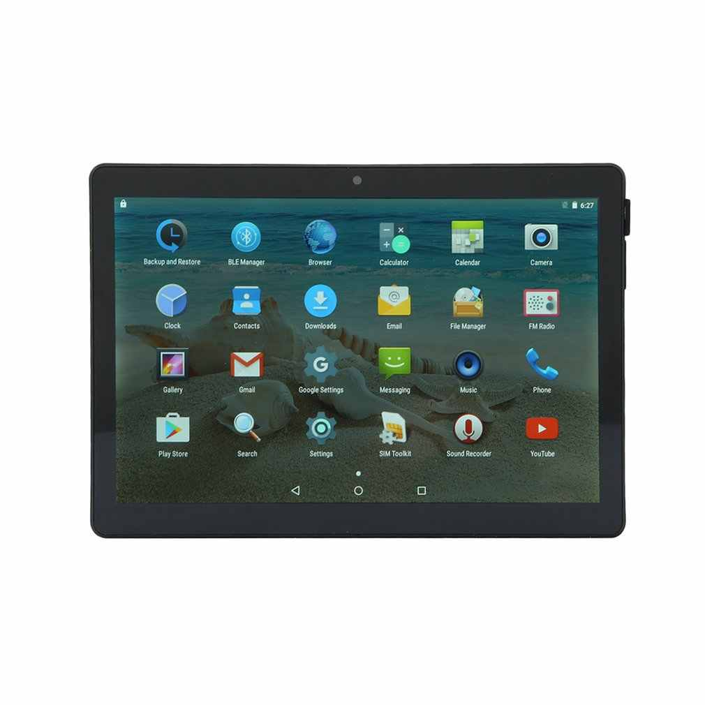 10810-inch Tablet Student Tablet IPD HD Screen 2G + 32G VOOR Andriod 7.0
